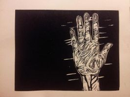 Hand by Pralline