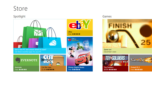 Windows Store by jaycee13
