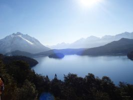 The Mountain's Panorama (15) by NightBreeze7