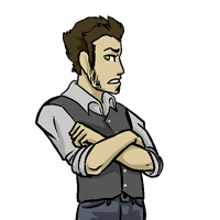 TP: Thane Sprite 2 by The-masked-ottsel