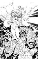 INVINCIBLE136 cover by RyanOttley