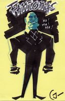 Fantomas by sobad-jee