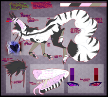 Rover Reference Sheet 2015 by Slugged