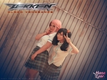 Alisa and Xiaoyu by Lonit and Hana by Hana-Zone