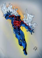 Spiderman2009 by digitalgraphics