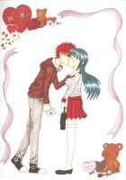 Gaahina Valentine's Day by samyo123