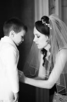 bride and son. by carlyx05x