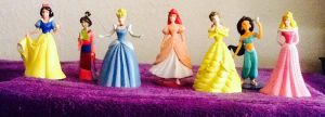 Disney princesses collection by AquaAngel1010