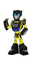 Elite Guard Bumblebee by AleximusPrime