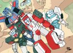 Transformers Swerve and co by Demonology7789