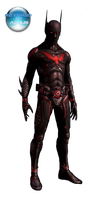 Batman Beyond Render by Victor76