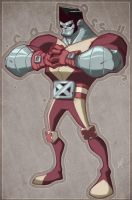 Colossus Simple Shades by Zatransis