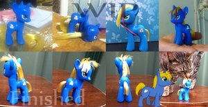 First MLP Custom:: Rush by RakshaWw