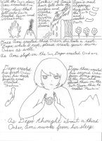 The Creation of Ami and Depo, page 6 by ArgosNearina
