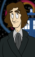 Eighth Doctor by TateShaw