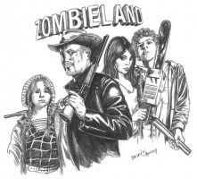 ZombieLand by NickDean
