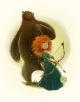 Merida by mikemaihack