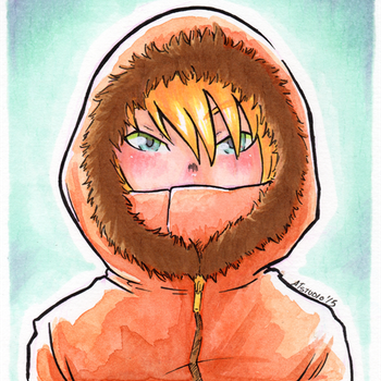 Kenny McCormick by AT-Studio