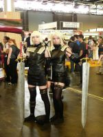 Claymore at Japan Expo by DeeDee-pika