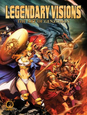 Legendary Visions - Artbook