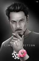 Limited Edition - Tony Stark Endorsed by TyrineCarver