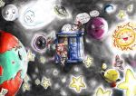 Doctor Who - The Universe is cute by FuriarossaAndMimma