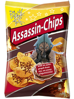 BlackStar's awesome Assassin-Chips by jelaa7