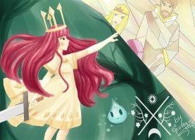 Child of Light by gichanbell