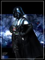 Costume- Darth  Vader by Obiwan00