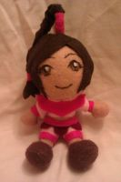 Avatar: The Last Airbender - Ty Lee plush by AliceOfTheRose