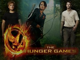 The Hunger Games by ishadowhunter