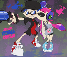 Inkling Commission by BrendanCorris