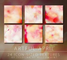 Artful April by mellowmint