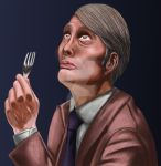 Dr. Hannibal Lecter by AniToonsMedia