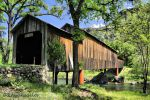 Honey Run covered bridge by kayaksailor