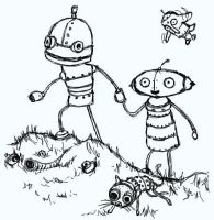 Machinarium on msn by ferdicamacho