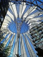 Berlin - Sony Center II by pingallery