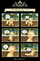 MLP: FIM - Without Magic - Part 7 by PerfectBlue97