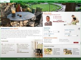 Professional Web site Design 2 by artistsvalley