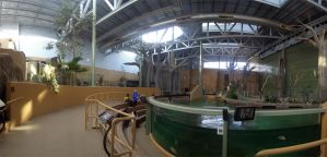 Calgary Zoo Panoramic by lonnietaylor