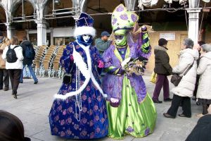 Venice's Masks'Carnival n.28 by DeadLulu