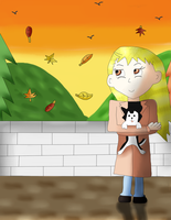 Gift- Autumn In Resembool (Redraw) by MyMelodyOfTheHeart