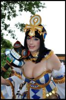 Queen's Blade - Menace 0.0 by Silver-Nightfox