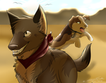 :.The Wild Explorers.: GIFT by animaldeathnote
