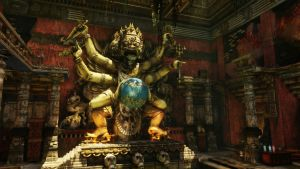 Uncharted2_Temple_02 by artqueen23