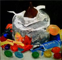 Candy Still Life by Elleon12
