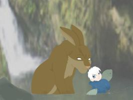 ROTG : Little Jack - Hunting trip with mom by blackadderthe14th