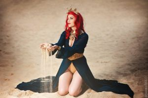 Queen Mera 2 by gillykins
