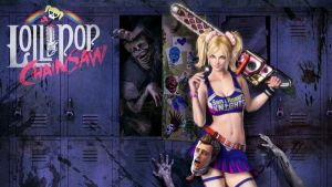 Lollipop Chainsaw Wallpaper by BlessTheLife