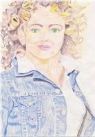 River Song Portrait by Melodys-TARDIS